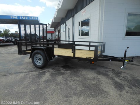 New 2020 Quality Steel 7410AN For Sale by B&B Trailers, Inc. available in Hartford, Wisconsin