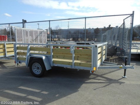 New 2018 Quality Steel 8210ANHS For Sale by B&B Trailers, Inc. available in Hartford, Wisconsin