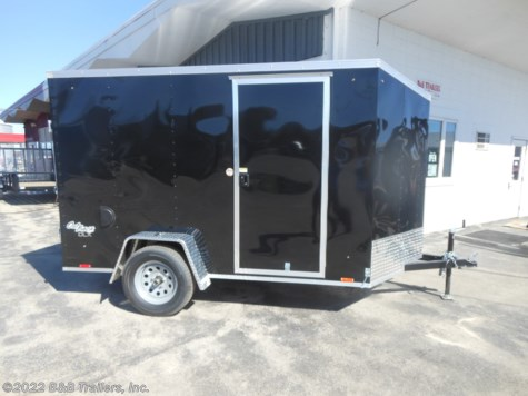 New 2020 Pace American Outback OB6x10DLX For Sale by B&B Trailers, Inc. available in Hartford, Wisconsin