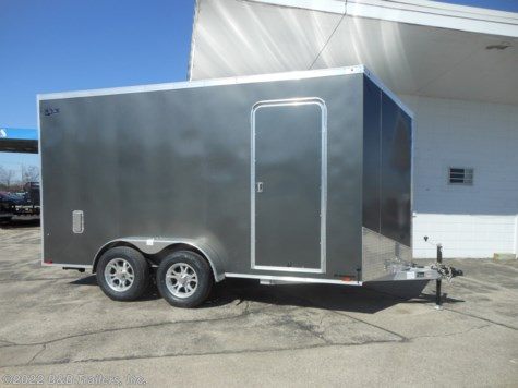 New 2021 Lightning Trailers LTF7x14 For Sale by B&B Trailers, Inc. available in Hartford, Wisconsin