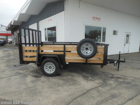 New 2018 Quality Steel Rental 8210ANHS For Sale by B&B Trailers, Inc. available in Hartford, Wisconsin