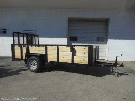 New 2020 Quality Steel 7412ANHS For Sale by B&B Trailers, Inc. available in Hartford, Wisconsin
