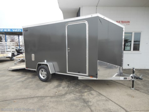 New 2021 Lightning Trailers LTF6x12 For Sale by B&B Trailers, Inc. available in Hartford, Wisconsin