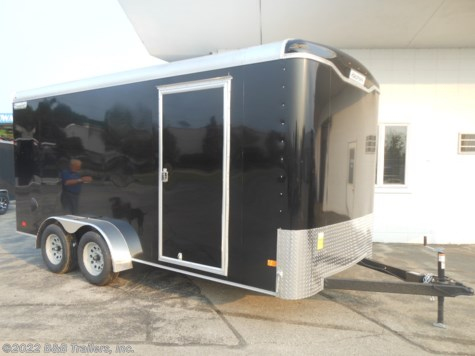 New 2019 Haulmark TS7x16 For Sale by B&B Trailers, Inc. available in Hartford, Wisconsin