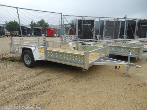 New 2019 Quality Steel & Aluminum 8012ALDX For Sale by B&B Trailers, Inc. available in Hartford, Wisconsin