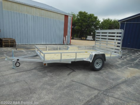 New 2019 Quality Aluminum 8212ALSL For Sale by B&B Trailers, Inc. available in Hartford, Wisconsin