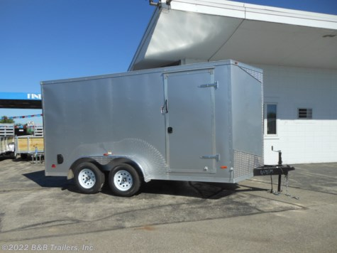 New 2018 MTI MWT7x14 For Sale by B&B Trailers, Inc. available in Hartford, Wisconsin