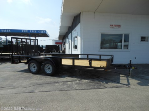 New 2019 Quality Steel & Aluminum 8216AN For Sale by B&B Trailers, Inc. available in Hartford, Wisconsin