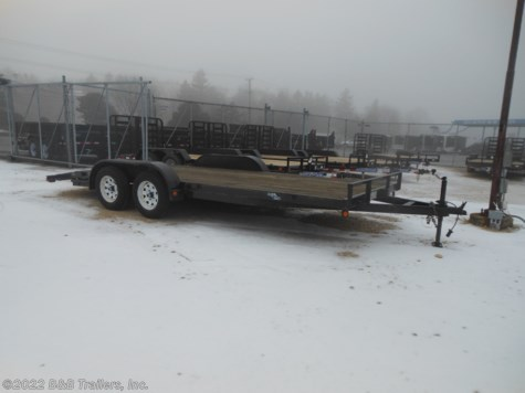Used 2011 Load Trail 83x18 For Sale by B&B Trailers, Inc. available in Hartford, Wisconsin