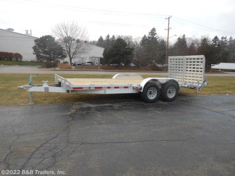New 2019 Quality Steel & Aluminum 8318ALEH For Sale by B&B Trailers, Inc. available in Hartford, Wisconsin