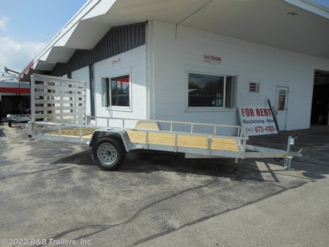 New 2019 Quality Steel & Aluminum 8214ALSL For Sale by B&B Trailers, Inc. available in Hartford, Wisconsin