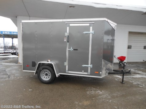 New 2020 MTI MWT 6x10 For Sale by B&B Trailers, Inc. available in Hartford, Wisconsin