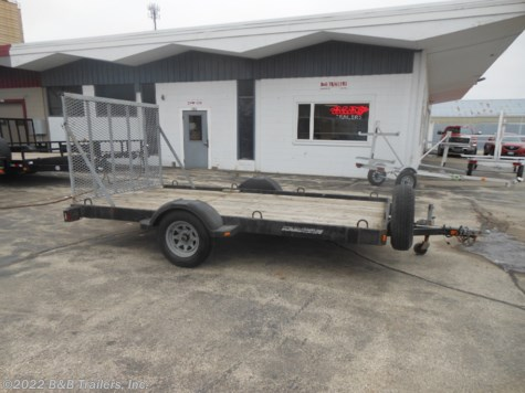 Used 2007 Karavan KU-3000-76-12 For Sale by B&B Trailers, Inc. available in Hartford, Wisconsin