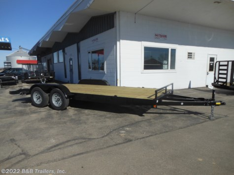 New 2019 Quality Steel 8318CH For Sale by B&B Trailers, Inc. available in Hartford, Wisconsin