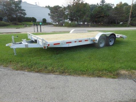 New 2020 Quality Aluminum 8320ALEH For Sale by B&B Trailers, Inc. available in Hartford, Wisconsin