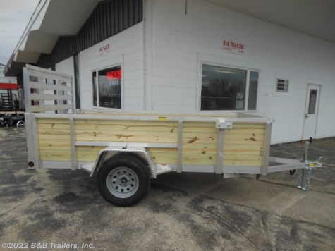 New 2020 Quality Aluminum 6210ALSL For Sale by B&B Trailers, Inc. available in Hartford, Wisconsin