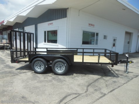 New 2020 Quality Steel 8214AN For Sale by B&B Trailers, Inc. available in Hartford, Wisconsin