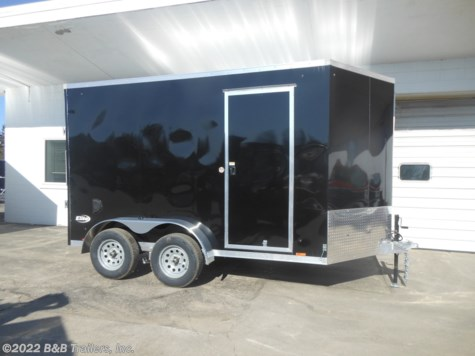 New 2019 Pace American AEW7x12 For Sale by B&B Trailers, Inc. available in Hartford, Wisconsin