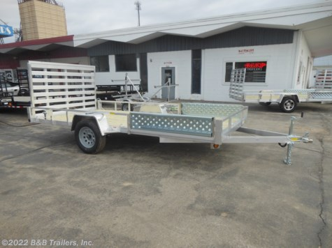 New 2020 Quality Aluminum 8214ALSL For Sale by B&B Trailers, Inc. available in Hartford, Wisconsin