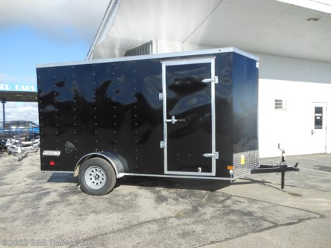 New 2020 Haulmark PP6x12 For Sale by B&B Trailers, Inc. available in Hartford, Wisconsin