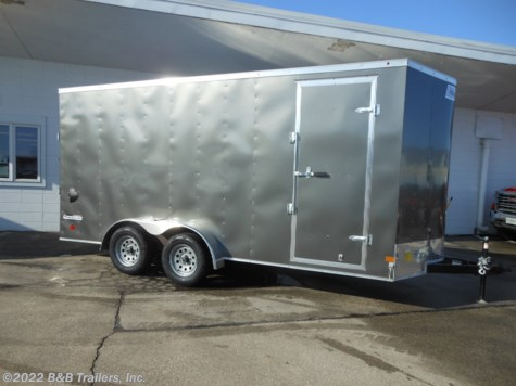 New 2020 Haulmark PP7x16 For Sale by B&B Trailers, Inc. available in Hartford, Wisconsin
