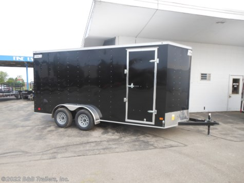 New 2019 Haulmark PP7x16 For Sale by B&B Trailers, Inc. available in Hartford, Wisconsin