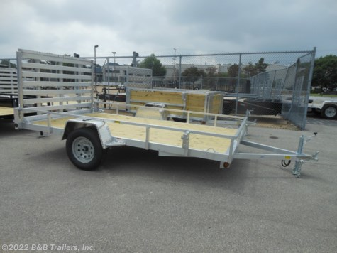New 2020 Quality Aluminum 8212ALSL For Sale by B&B Trailers, Inc. available in Hartford, Wisconsin
