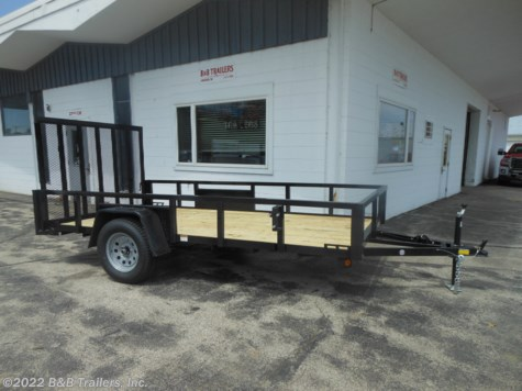 New 2020 Quality Steel 7412AN For Sale by B&B Trailers, Inc. available in Hartford, Wisconsin