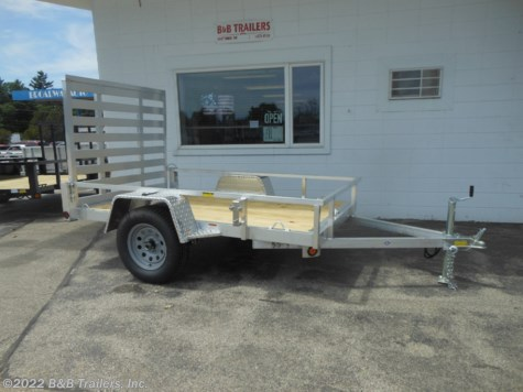 New 2020 Quality Aluminum 628ALSL For Sale by B&B Trailers, Inc. available in Hartford, Wisconsin