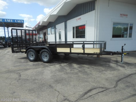 New 2020 Quality Steel 8216AN For Sale by B&B Trailers, Inc. available in Hartford, Wisconsin