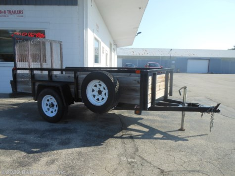 Used 2015 Sure-Trac 62x10 For Sale by B&B Trailers, Inc. available in Hartford, Wisconsin