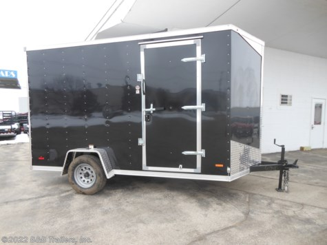 New 2020 MTI MDLX7x12SA For Sale by B&B Trailers, Inc. available in Hartford, Wisconsin