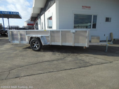 New 2020 Quality Aluminum 8014ALDX For Sale by B&B Trailers, Inc. available in Hartford, Wisconsin