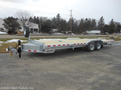 New 2020 Midsota TBWB24 For Sale by B&B Trailers, Inc. available in Hartford, Wisconsin