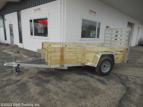 New 2020 Quality Aluminum 6210ALWS For Sale by B&B Trailers, Inc. available in Hartford, Wisconsin