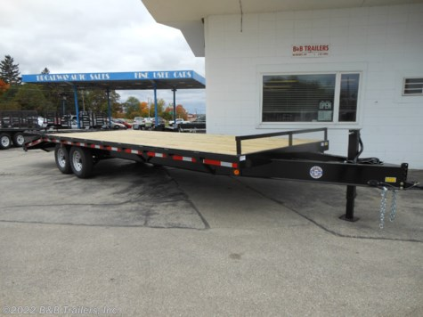 New 2021 Quality Steel 102x20DO For Sale by B&B Trailers, Inc. available in Hartford, Wisconsin