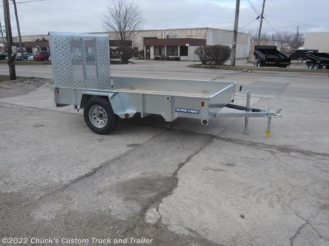 2018 Sure-Trac  6'X10' GALVANIZED
