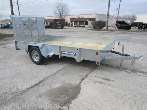 2018 Sure-Trac  6'X12' GALVANIZED