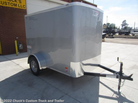 New 2018 Bravo 5'X8' RAMP DOOR For Sale by Chuck's Custom Truck and Trailer available in Medina , Ohio