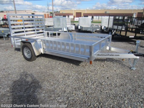 New 2018 ATC 7'X12' ATV W/REMOVABLE SIDE RAMPS For Sale by Chuck's Custom Truck and Trailer available in Medina , Ohio