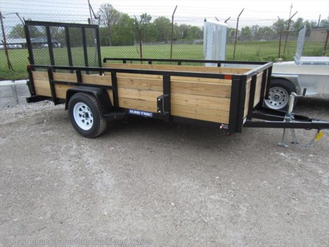 New 2017 Sure-Trac 6'x12' 3 BOARD TUBE TOP For Sale by Chuck's Custom Truck and Trailer available in Medina , Ohio