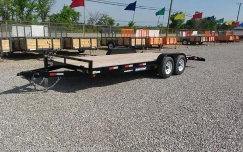 2018 Sure-Trac  7'X20' CAR HAULER