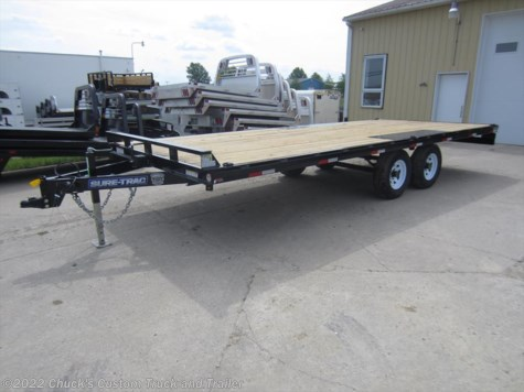 New 2017 Sure-Trac 8.5'x20' DECK OVER For Sale by Chuck's Custom Truck and Trailer available in Medina , Ohio