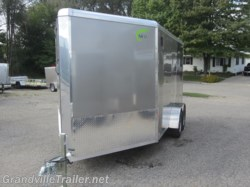 2017 Neo Trailers NASR NAS187TR6 All Sport Snowmobile Trailer
