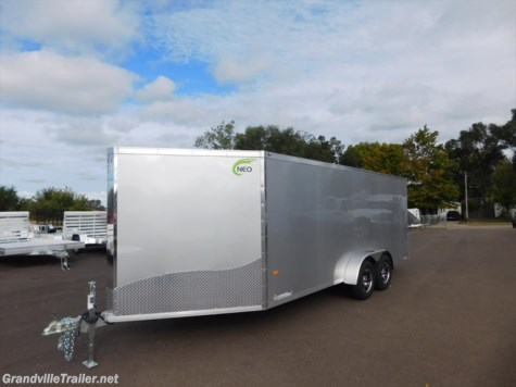 2017 Neo Trailers  Flat Top All Sport NAS227TF