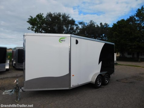 2018 Neo Trailers  Round Top All Sport Trailer NAS187TR6