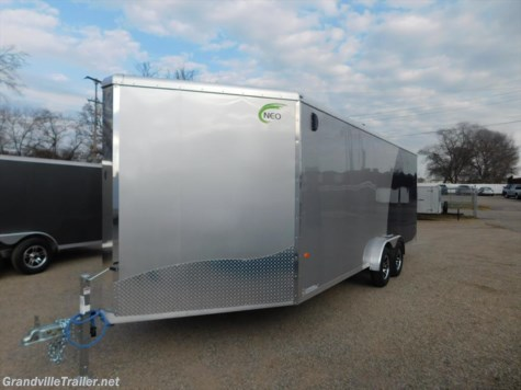 2018 Neo Trailers  Round Top All Sport Trailer NAS2475TR6