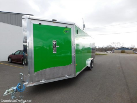 2018 Neo Trailers  Round Top All Sport Trailer NAS2675TR6