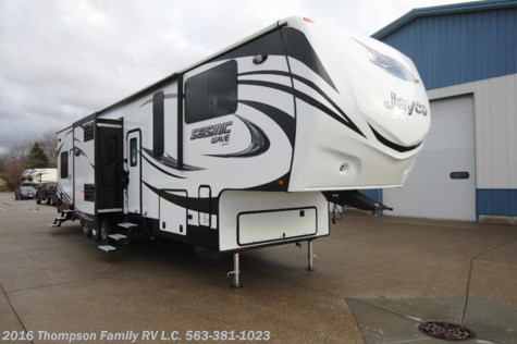 2016 Jayco Seismic Wave  412W