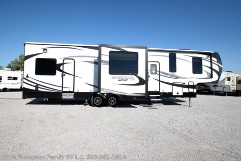 2017 Jayco Seismic Wave  355W